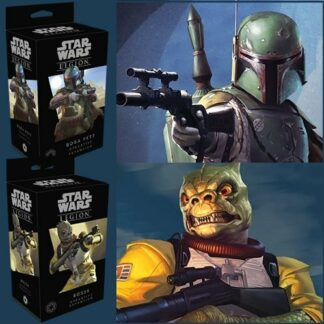 Star Wars Legion Bounty Hunter Bundle