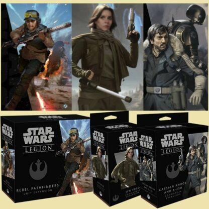 Star Wars Legion Rebels Scariff Bundle