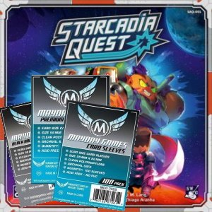 Starcadia Quest sleeve pack