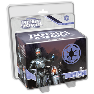 Imperial Assault BT-1 and 0-0-0