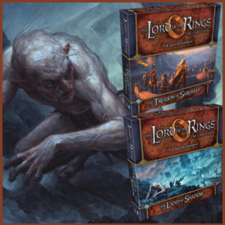 Lord of the Rings LCG: The Saga Continues Bundle
