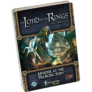 LotR LCG Murder at the Prancing Pony
