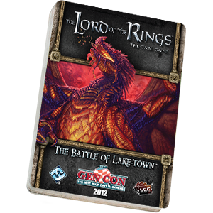 The Battle of Lake Town Lord of the Rings LCG
