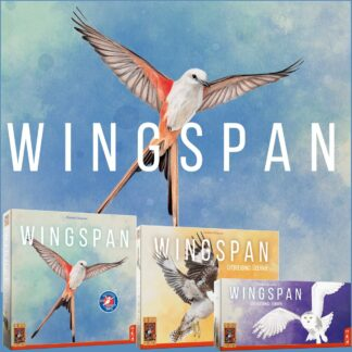 Wingspan Complete Bundle NL