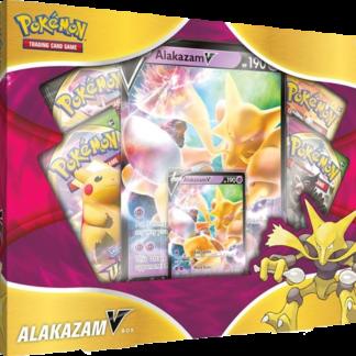 Alakazam V Box Pokémon