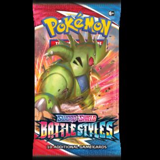 Pokémon TCG Battle Styles Booster