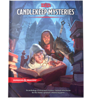Candleceep Mysteries