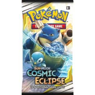 Cosmic Eclipse Booster Pokémon TCG