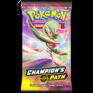 Pokémon Champions Path Booster