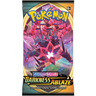 Pokémon Darkness Ablaze Booster Pack