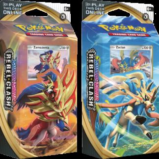 Rebel Clash Theme Decks Pokémon TCG