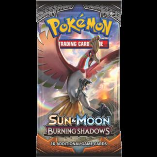 Pokémon TCG Sun & Moon Burning Shadows Booster Pack