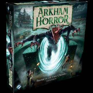 Arkham Horror Secrets of the Order