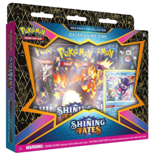 Mr Rime Pin Collection Shining Fates