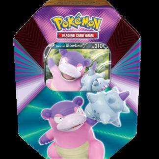Pokémon TCG SLOWBRO V Forces Tin