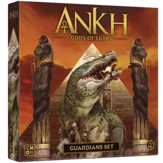 Ankh Guardians Set