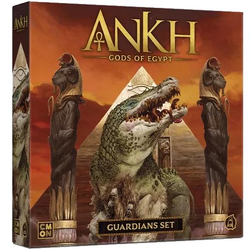 Ankh Guardians Set