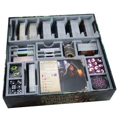 Arkham Horror 3rd Edition Insert