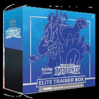 Elite Trainer Box Rapid Strike Battle Styles