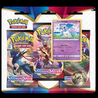 Pokémon TCG Blister Sword & Shield