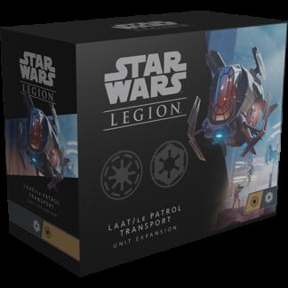 Star Wars Legion: LAAT/le Patrol Transport Unit