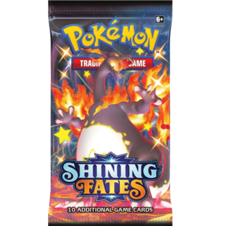 Pokémon Shining Fates Booster