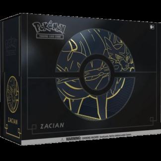 Zacian Elite Trainer Box Plus