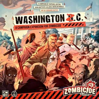 Zombicide Washington ZC