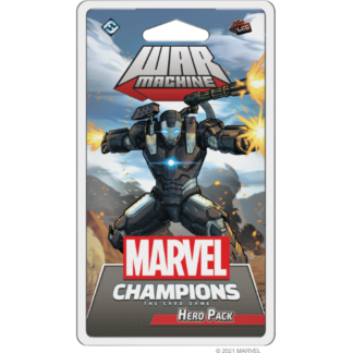 Marvel Champions LCG: War Machine