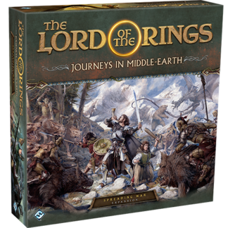 The Lord of the Rings Journeys in Middle-earth: Spreading War