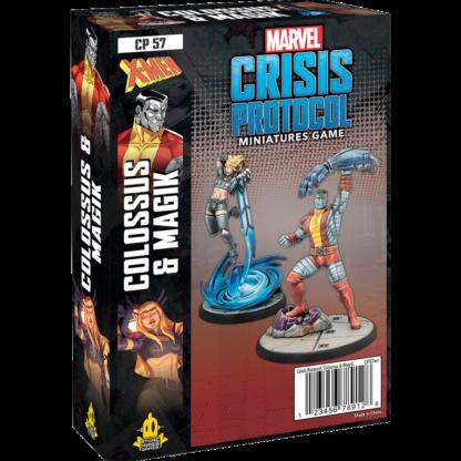 Colossus and Magik Crisis Protocol