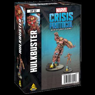 Hulkbuster Crisis Protocol