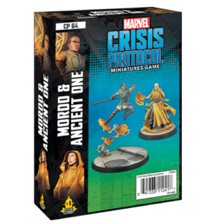 Mordo and Ancient One Marvel Crisis Protocol